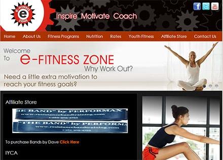 e-fitnesszone