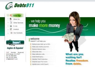 Debts 911
