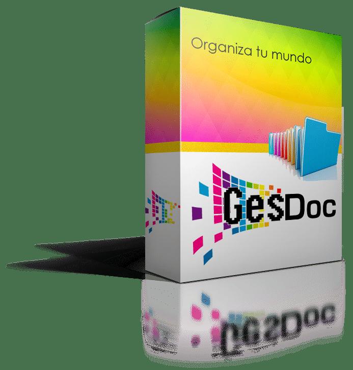 Paquete GesDoc Gestión Documental