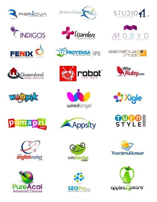 logotipos identidad corporativa