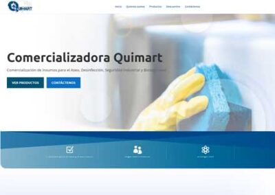 Comercializadora Quimart
